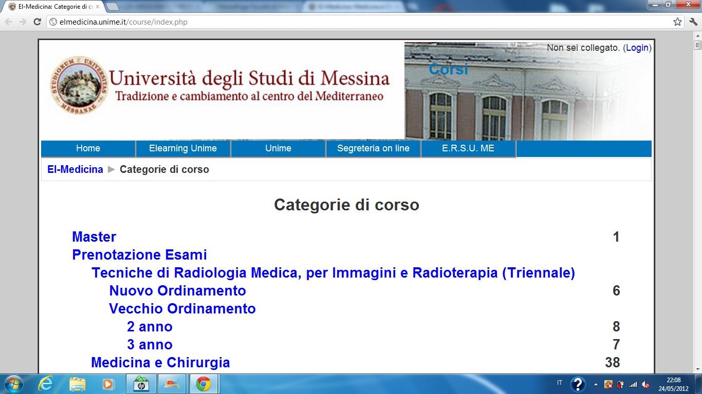 CDL MEDICINA E CHIRURGIA: FINALMENTE LE PRENOTAZIONI ON-LINE